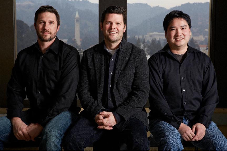 The Honeit Team at Berkeley Skydeck