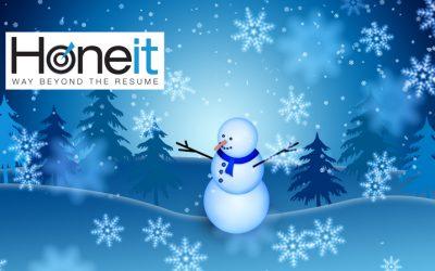 Ho Ho Honeit. Happy Holidays!