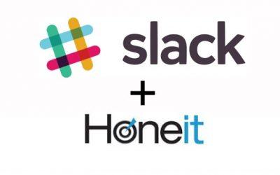 Honeit + Slack Integration