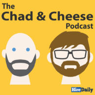 chad and cheese HR technology podcast