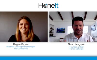 Honeit Talks with Regan Brown, AW Companies